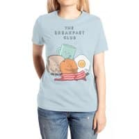 The Breakfast Club - womens-extra-soft-tee - small view