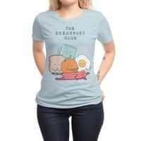 The Breakfast Club - womens-regular-tee - small view