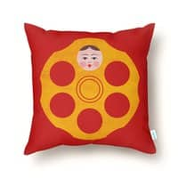 Russian Roulette - throw-pillow - small view