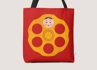 Russian Roulette - tote-bag - small view