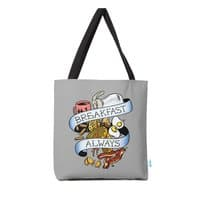 Eat Hardy - tote-bag - small view