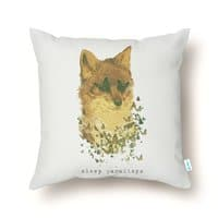 Sleep Paralysis - throw-pillow - small view