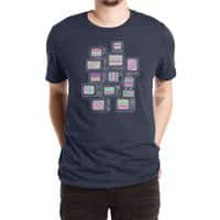 Interference - mens-extra-soft-tee - small view