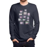 Interference - mens-long-sleeve-tee - small view
