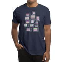 Interference - mens-regular-tee - small view
