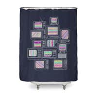 Interference - shower-curtain - small view