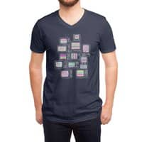 Interference - vneck - small view