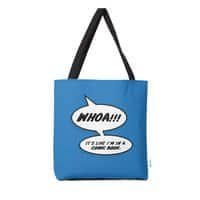 In A Comic - tote-bag - small view