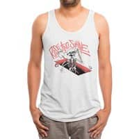 Good Mourning - mens-triblend-tank - small view