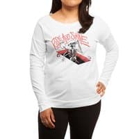 Good Mourning - womens-long-sleeve-terry-scoop - small view