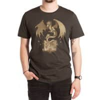 The Mysterious Game of the Throne - mens-extra-soft-tee - small view