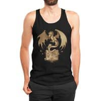 The Mysterious Game of the Throne - mens-jersey-tank - small view