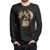 The Mysterious Game of the Throne - mens-long-sleeve-tee - small view