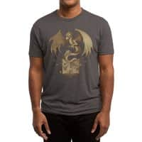 The Mysterious Game of the Throne - mens-triblend-tee - small view