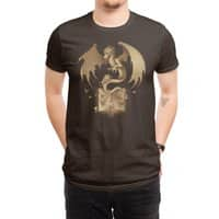 The Mysterious Game of the Throne - mens-regular-tee - small view