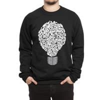 Ghost Bulb - crew-sweatshirt - small view