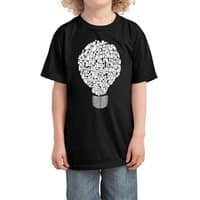 Ghost Bulb - kids-tee - small view
