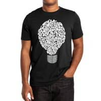 Ghost Bulb - mens-extra-soft-tee - small view