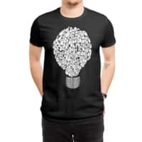 Ghost Bulb - mens-regular-tee - small view