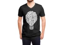 Ghost Bulb - vneck - small view