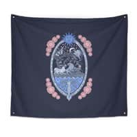 Ye Olde Throne - indoor-wall-tapestry - small view