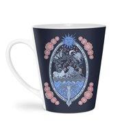 Ye Olde Throne - latte-mug - small view
