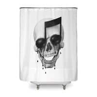 Song of Death - shower-curtain - small view