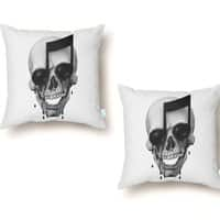 Song of Death - throw-pillow - small view