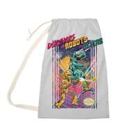 Dinosaurs vs. Robots vs. Aliens - laundry-bag - small view