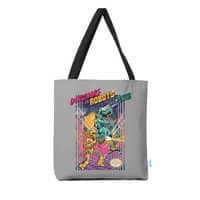 Dinosaurs vs. Robots vs. Aliens - tote-bag - small view