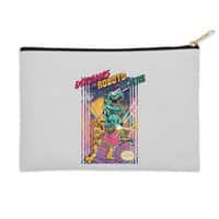Dinosaurs vs. Robots vs. Aliens - zip-pouch - small view
