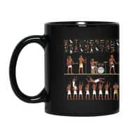 Ancient Rock - black-mug - small view