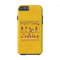 Ancient Rock - double-duty-phone-case - small view