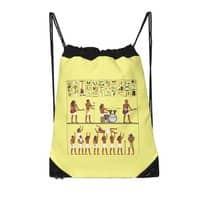 Ancient Rock - drawstring-bag - small view