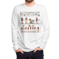 Ancient Rock - mens-long-sleeve-tee - small view