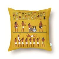 Ancient Rock - throw-pillow - small view