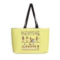 Ancient Rock - weekender-tote - small view
