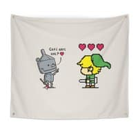 Heart Seeker - indoor-wall-tapestry - small view