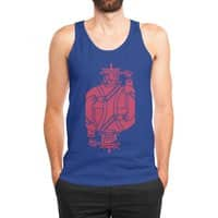 Royal Blues - mens-jersey-tank - small view