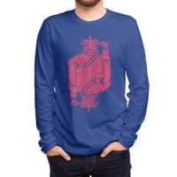 Royal Blues - mens-long-sleeve-tee - small view