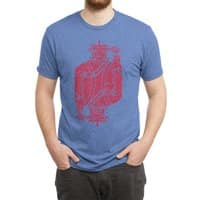 Royal Blues - mens-triblend-tee - small view