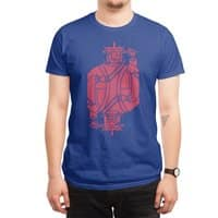 Royal Blues - mens-regular-tee - small view