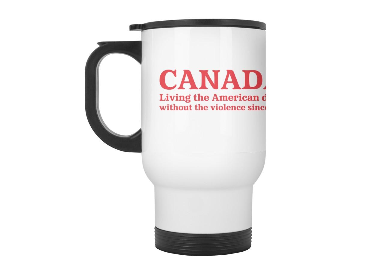 Design Your Own Travel Mug Canada