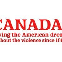 Canada: Living the American dream... - small view