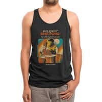 Beer Pong - mens-triblend-tank - small view