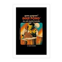 Beer Pong - vertical-print - small view
