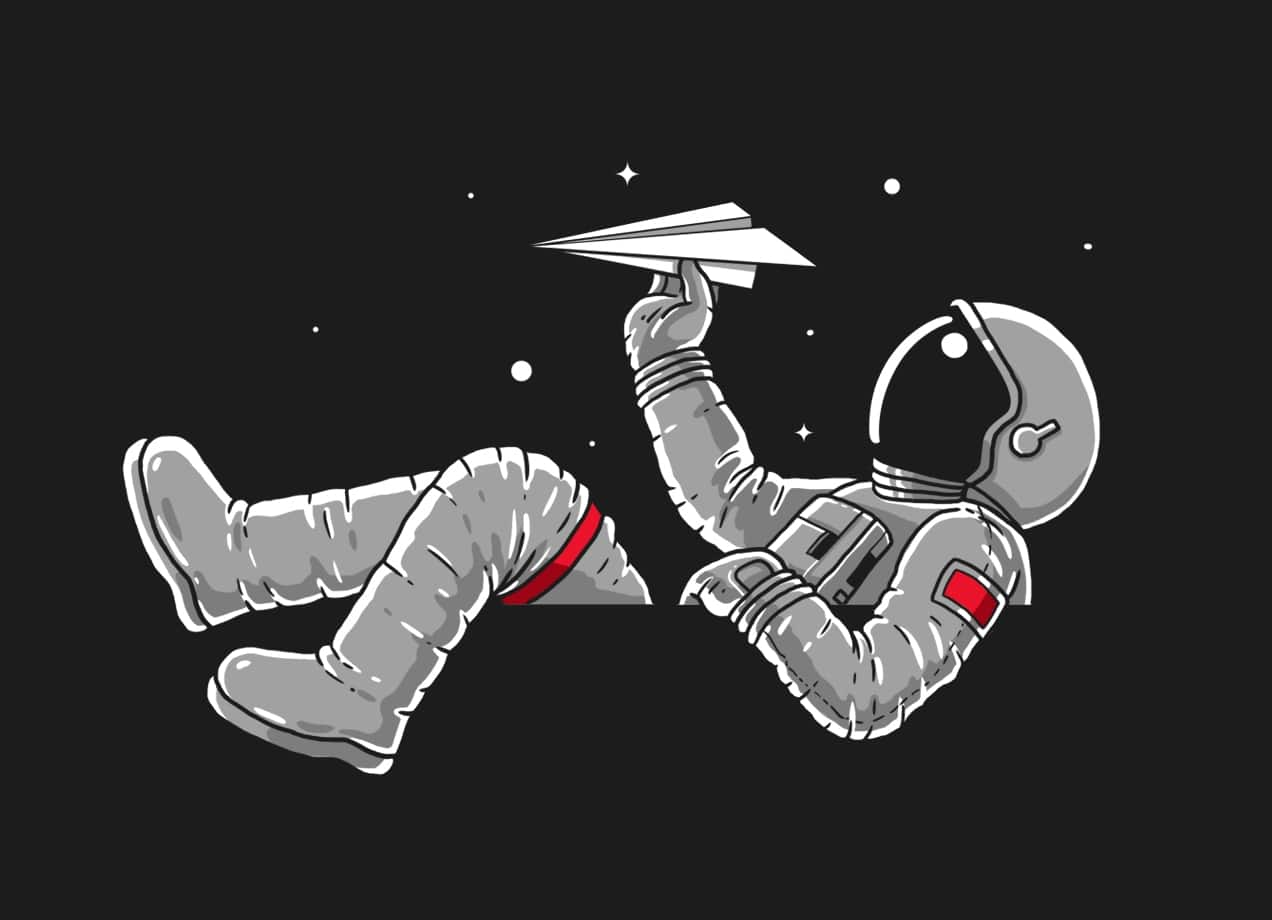 astronaut design - photo #3