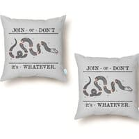 JOIN or DON'T - throw-pillow - small view