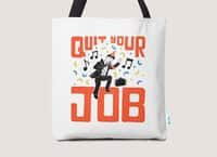 Quit Your Job! - tote-bag - small view