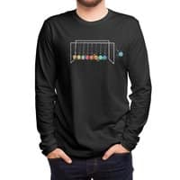 Planet System - mens-long-sleeve-tee - small view